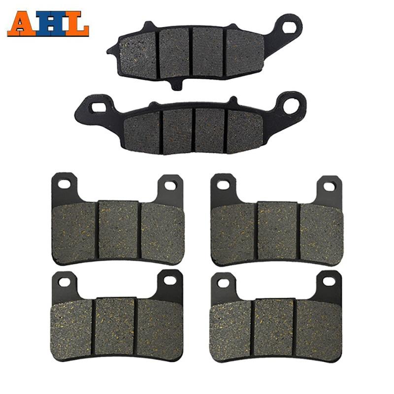 Motorcycle Discs Front & Rear Brake Pads For Suzuki VZR1800 K/ R/ Z Boulevard (06-14) M109R / R2 / VZR 1800 R Intruder (06-13)