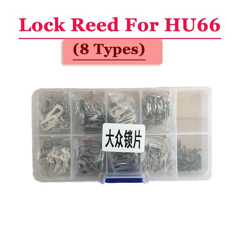 Lengüeta de bloqueo de coche para vw hu66 200 Uds./caja (cada tipo 25 uds.)