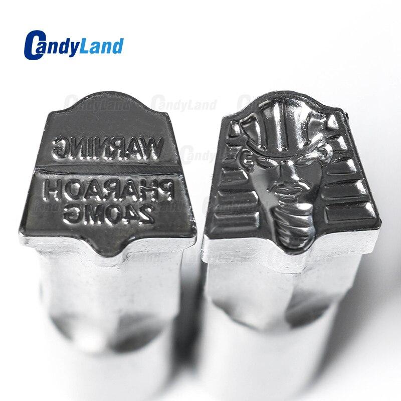 CandyLand Pha таблеточный пресс для таблеток штамп «леденец» набор штампов под заказ логотип штамповочный пресс для таблеток TDP машина