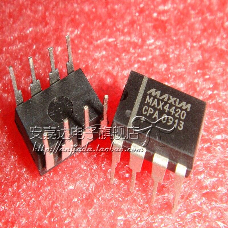 100% nuevo original MAX4420 MAX4420CPA MAX4420EPA envío gratis