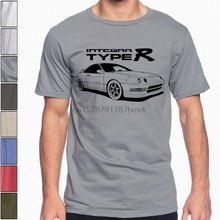 Jdm Integra Type R Mugen Gs-R Dc2 Dc4 Spec R T-Shirt Multi Colors  Sizes 2019 New Fashion O Neck Slim Fit Tops Skate T Shirt