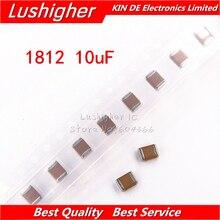 10 sztuk 1812 4532 10uf 106K 10.0uf 500V X7R 10% SMD MLCC kondensator ceramiczny