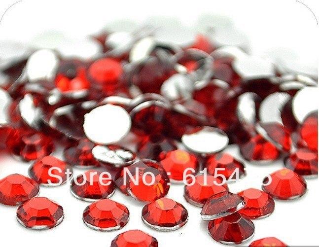 4mm cor do sião claro, ss16 cristal strass resina flatback, frete grátis 50,000 pçs/saco