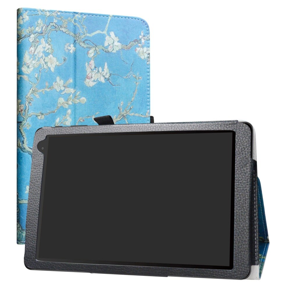 """Чехол для 10 """"Alcatel 1T 8082 10 дюймов планшет Складная подставка с магнитной застежкой PU кожаный чехол"""