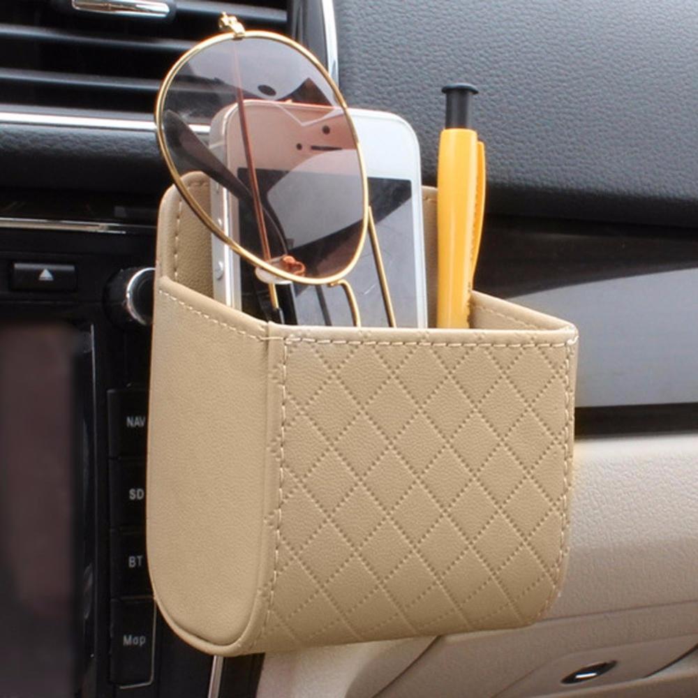¡Oferta! Organizador de bolsillo de cuero PU para coche, asiento, consola, relleno de espacio, almacenamiento de hendidura de asiento, caja Universal lateral de asiento, hueco, bolsillo, gris