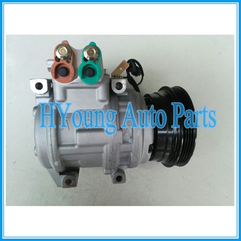Compresor de aire acondicionado 10PA15C para Hyundai Tucson 2.0L/KIA Sportage 2.0L 977012D700 97701-2D700, venta directa de fábrica