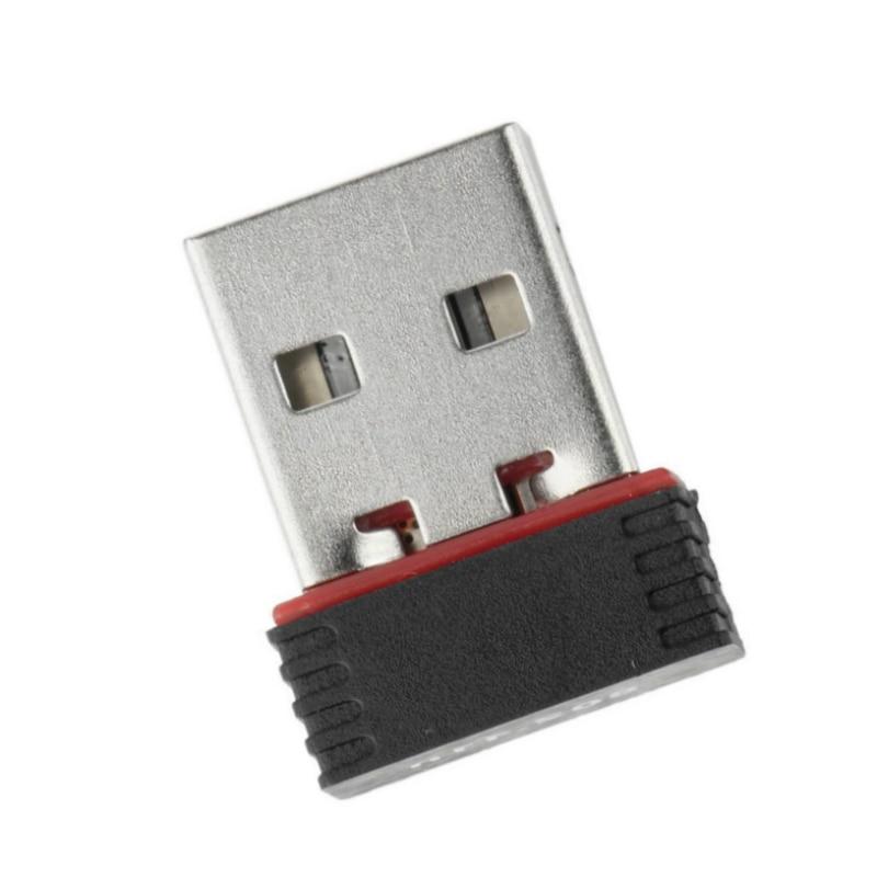 Мини Wi-Fi адаптер 150 м USB Wi-Fi антенна Беспроводная компьютерная Сетевая Карта 802.11n/g/b LAN + антенна Wi-Fi адаптеры