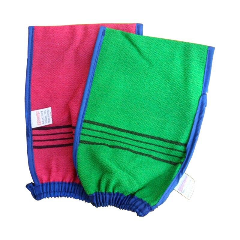 Guantes para exfoliar Kessa, guantes exfoliantes, guantes exfoliantes para ducha Corporal, guante Exfoliante