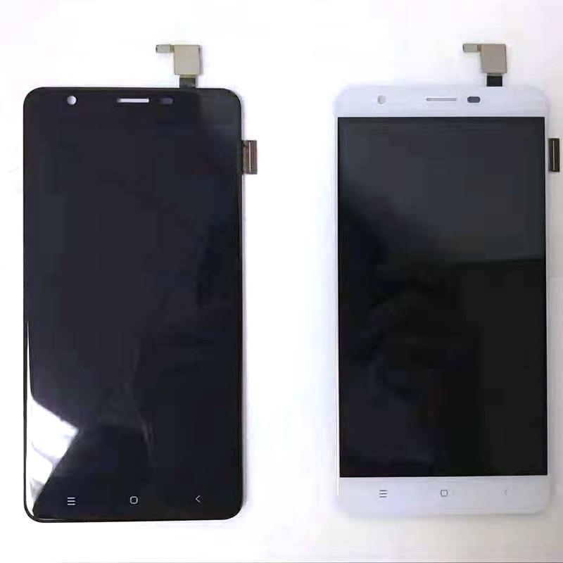 Para Oukitel U15 Pro LCD Screen Display Toque Para Oukitel U15 Pro Display LCD Assembléia Com 3m adesivos ou só tela sensível ao toque