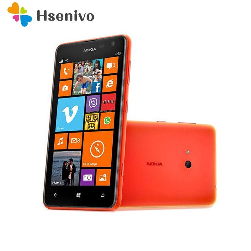 Nokia Lumia 625 reformado-Lumia 625 teléfono celular 4,7