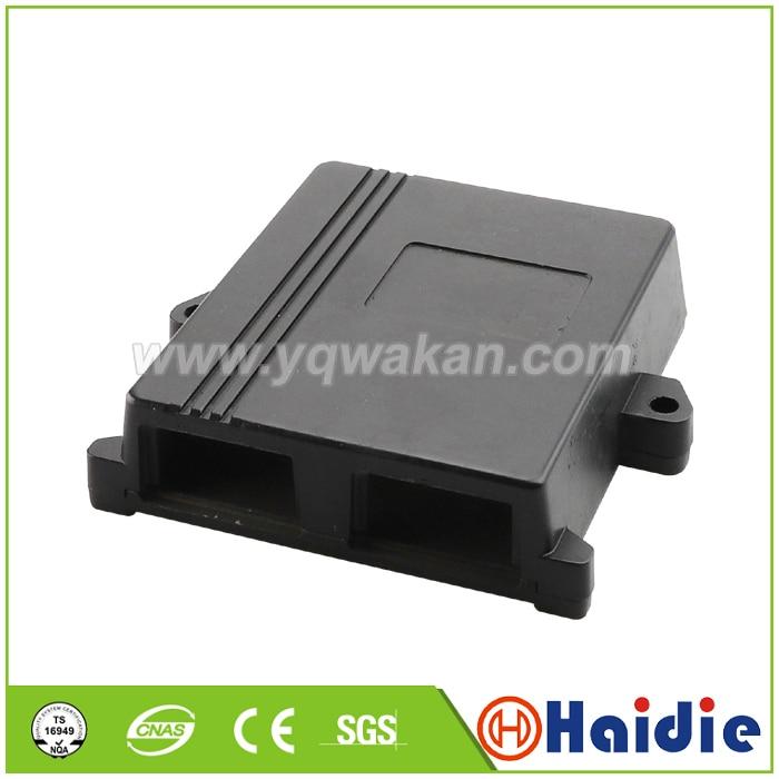 Free shipping 1set 24p/48p ECU SET ECU shell Aluminum box car for 24pin on-board controller connector plug