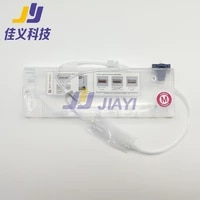 220ml ink cartridge with ink bag and needle for mimaki jv300 inkjet solvent printer good price4pcspack