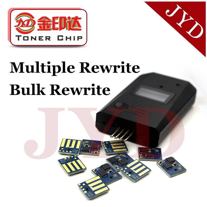 MX317 MS317 51B2000 51B5000 2,5 K universal chips para Tóner para MS417 MX417 MS310 410, 510 de 610 MX310 MX410 MX510 MX610 toner recarga