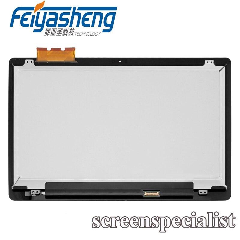 14 pulgadas FHD pantalla LCD digitalizador de pantalla táctil para Sony Vaio Flip SVF14N serie SVF14N23CXS SVF14N23CXB SVF14N23CLB SVF14N25CLB