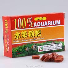 Engrais de plantes daquarium à libération lente de haute qualité 36 comprimés engrais de racine aquatique pour Aquarium deau douce