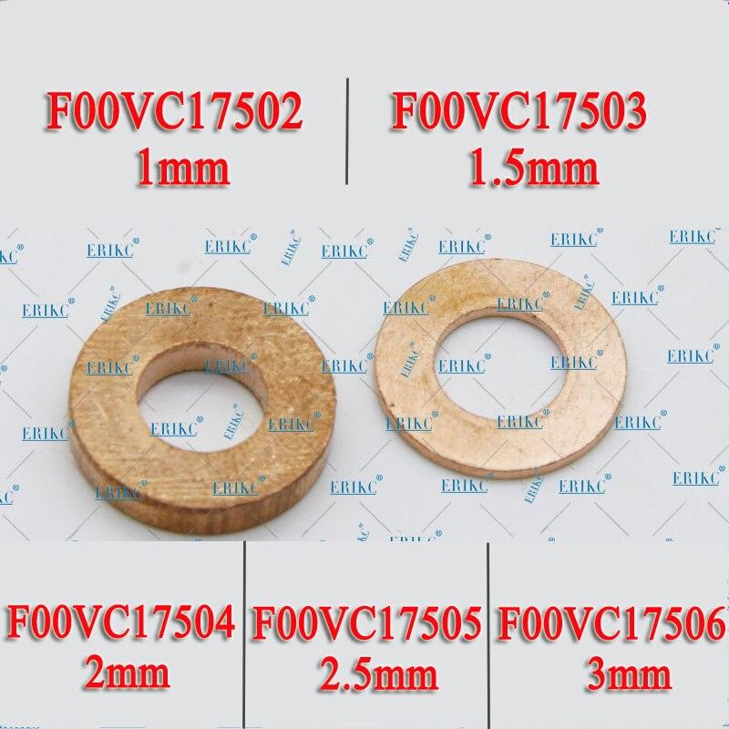 Buse de lave-linge en cuivre   Bouclier de protection Hield, injecteur de carburant, buse de soufflage à anneau en cuivre pour Bosch, 30 pièces, livraison gratuite 1-3MM