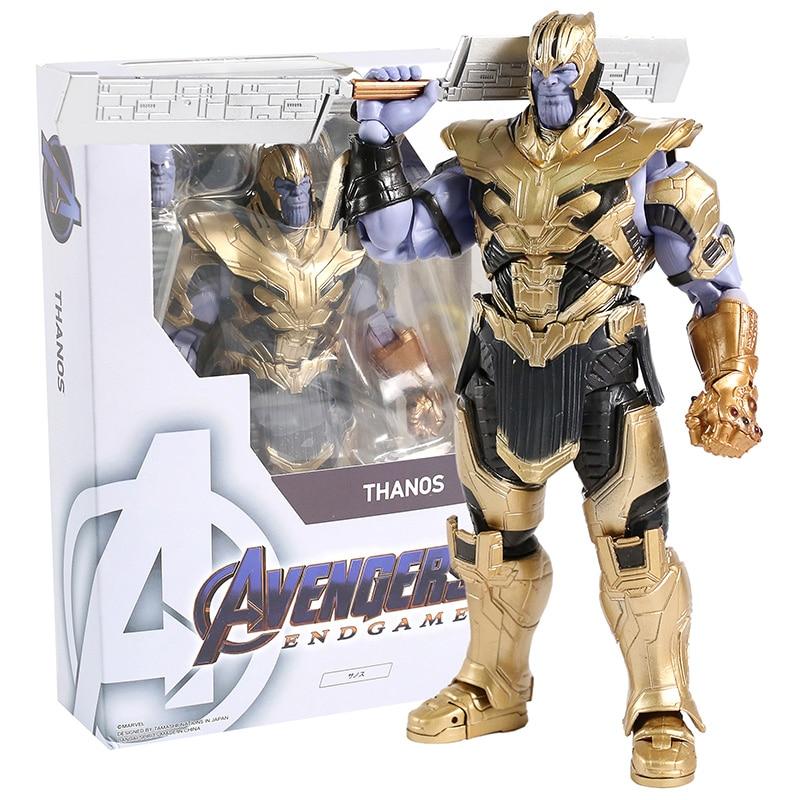 Avengers Endgame Thanos / Ant Mann PVC Action Figure Sammeln Modell Spielzeug