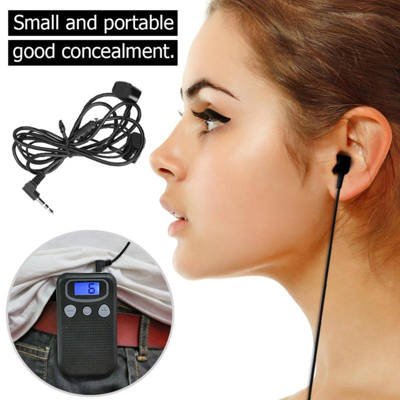 Amplificador de sonido para TV Personal con audífonos para personas mayores/pérdida de audición megafone Magic Atomic Beam Dropship