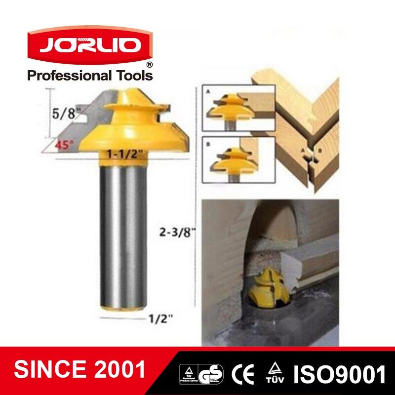 14mm- 25.5mm HSS High Speed Steel 8Pcs Durable Round Shank Twist Flute Drill Bit Set Tool Home Garden