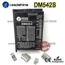 Nouveauté Leadshine DM542S mis à jour à partir de DM542 avec fonction anti-parasitage plus forte entraînement pas à pas plus stable 48VDC 4.2A
