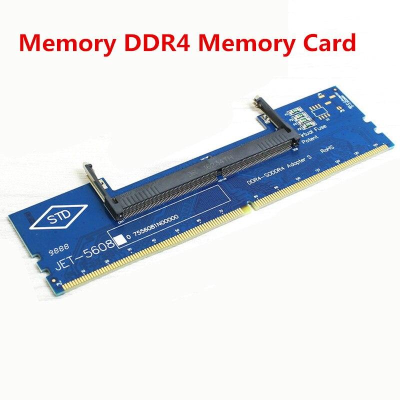Laptop DDR3/4 RAM to Desktop Adapter Tester Notebook DDR4 Generation Memory Riser Card Test Special Card