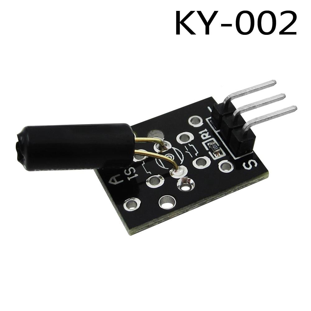 3pin KY-002 SW-520D шок датчик вибрационного п�