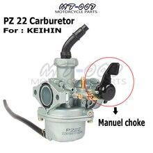 Carburateur PZ22 Carb 22mm pour Keihin CT90 CT110 1980 1981 1982 1983 1984 1985 1986