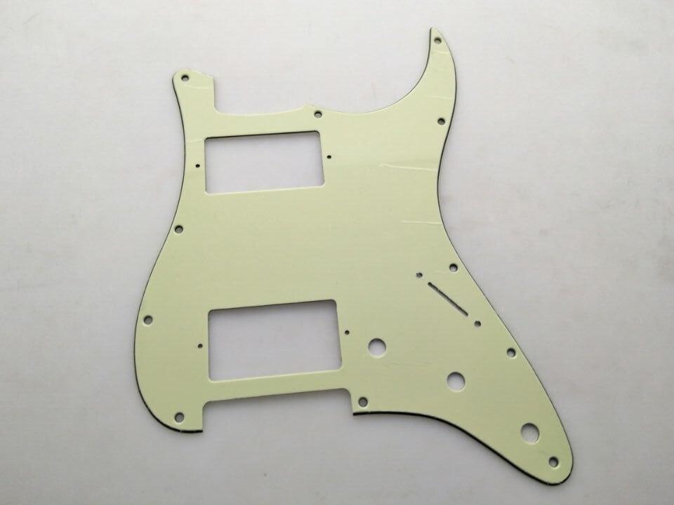 ST style-golpeador HH para guardabarros, placa antiarañazos compatible con US, Estándar Moderno...