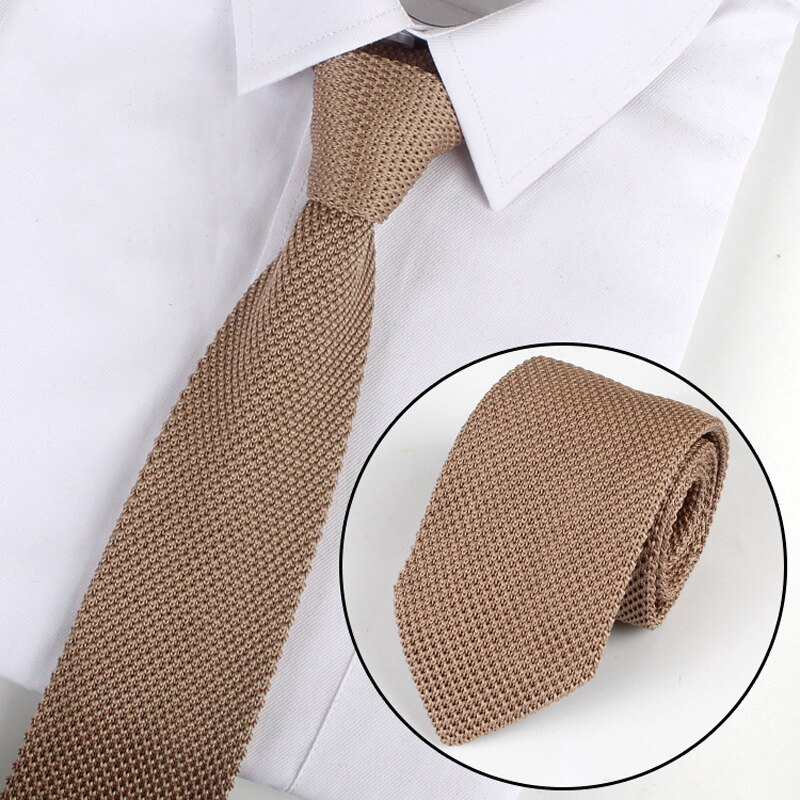 High Quality Men's Fashion 7cm Width Slim Neck Tie Wedding Ties Solid Wind Red Groom Necktie for Men Pack with Luxury Gift Box