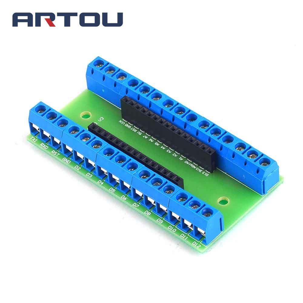 NANO V3.0 3,0 контроллер терминальный адапт