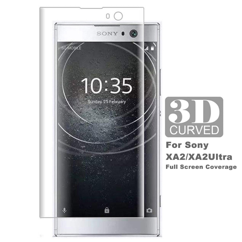 tempered-glass-3d-curved-films-cover-for-sony-xperia-xa2-full-screen-protector-xa2-ultra-glass-h3113-h4213-protective-film