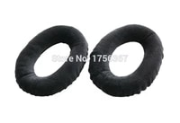 flannelette earmuffs replace ear pads for sennheise hd600 hd650 hd545 hd565 hd580 headsetheadphones cushion