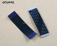 OCGAME 200 unids/lote 36pin 70mm ranuras de controlador conectar a la placa base Cable flexible pieza de reparación para el controlador PS2 30000 50000