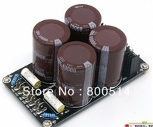 4*10000uF/100V high quality power supply board /PSU board for power amp