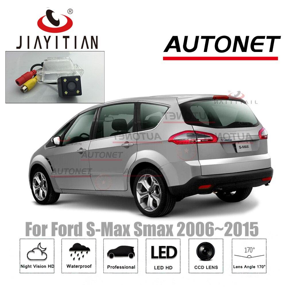 Jiayitian câmera traseira para ford, s-max smax 2006 ~ 2015 2007 2009 2010 2013 2015 ccd visão noturna câmera de backup da câmera da matrícula