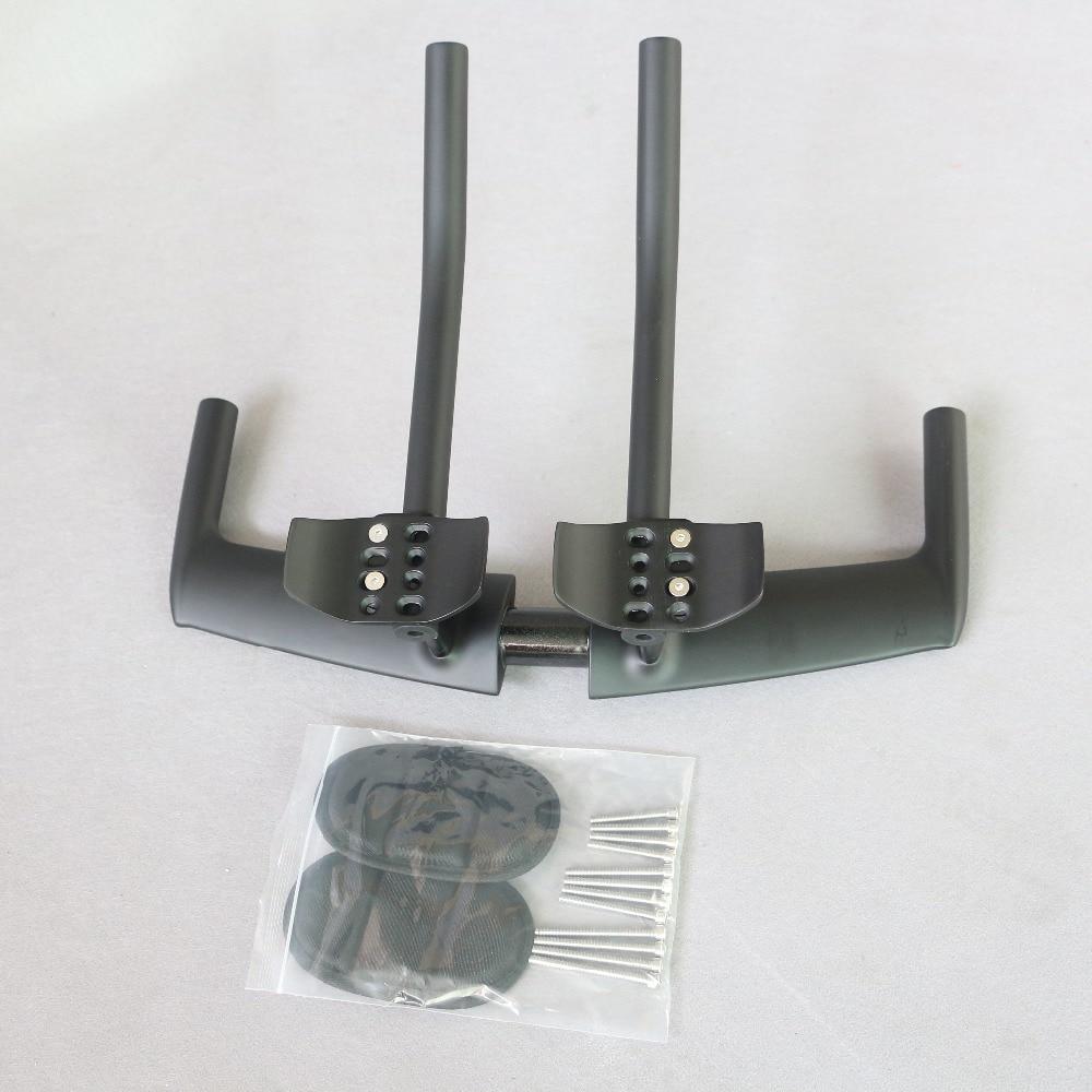 Free shipping  2019 new aero full carbon TT handlebar, for carbon time trial frame handlebar  HB086 carbon handlebar , TT bar