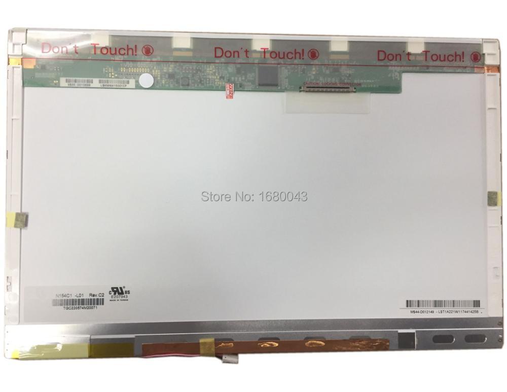 N154C1-L01 صالح N154C1-L02 L03 B154PW01 V.0 V.1 B154PW02 CLAA154WP04A CLAA154WP01A LTN154BT01 1440X900 1 CCFL LCD شاشة