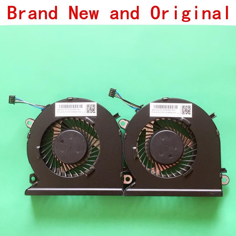 New laptop CPU cooling fan Cooler radiator Notebook for HP Pavilion 15-CB 15-CB072TX 15-cb073TX 15-CB076TX 15-cb075TX