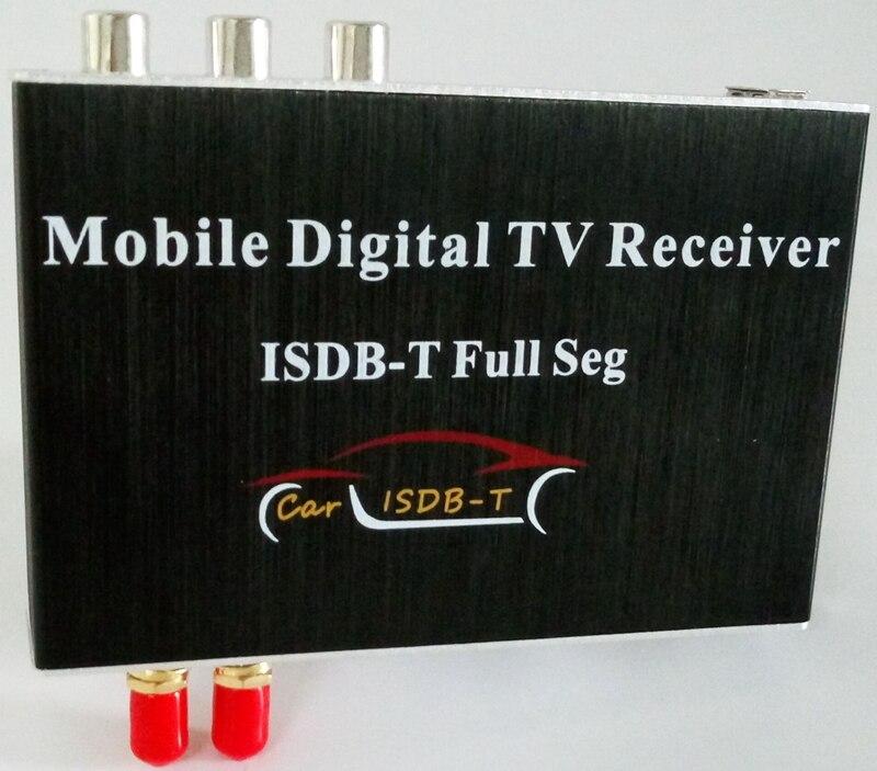 Ouchuangbo HD Carro Receptor ISDB-T Completa Seg com duplo tuner suporte HDMI USB para o Brasil Peru Filipinas Sul Americano