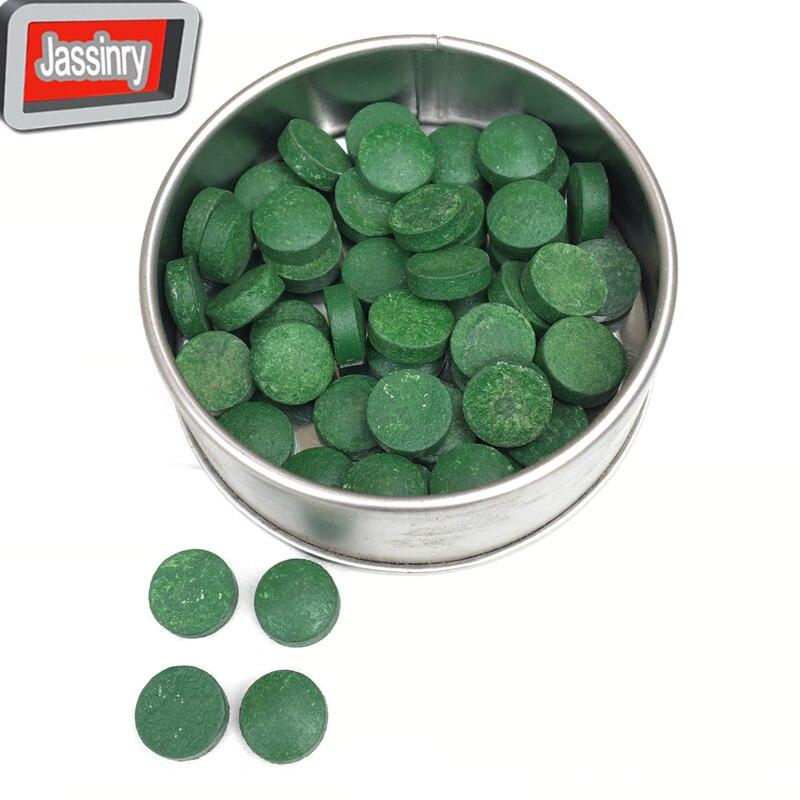 O envio gratuito de 50 pçs/lote verde chinês snooker cue sticks 11mm piscina monolayer bilhar dicas acessórios