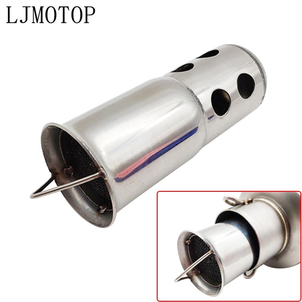 Глушитель шума, глушитель звука Can DB для honda CBR 1000 RR 1000RR dio sticker cr Cbr 600 yzf r3 MT07 mt 03 10 xmax