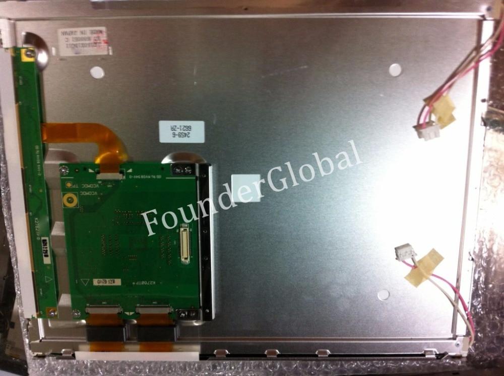 15 pulgadas LQ150X1DG11 LQ150X1DG10 1024*768 Industrial Panel de pantalla lcd