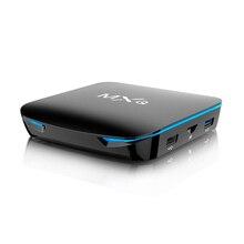 MXQ 10 teile/los G12 Android 8.1 Interne TV Box Amlogic S905X2 4GB 32GB TV Box