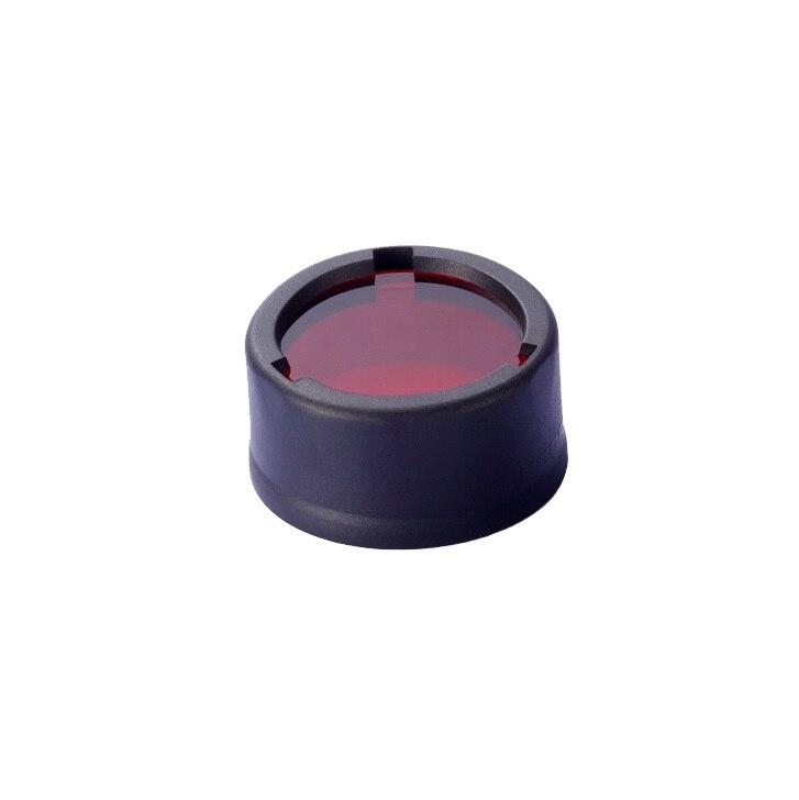Filtro de linternas Nitecore RGB de alto grado difuso de 23mm