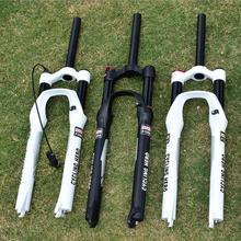 Vélo Hero VTT Suspension pneumatique bouchon vélo fourche 32MM 120MM 26 27.5 29 temps Performance sur SR SUNTOUR EPIXON