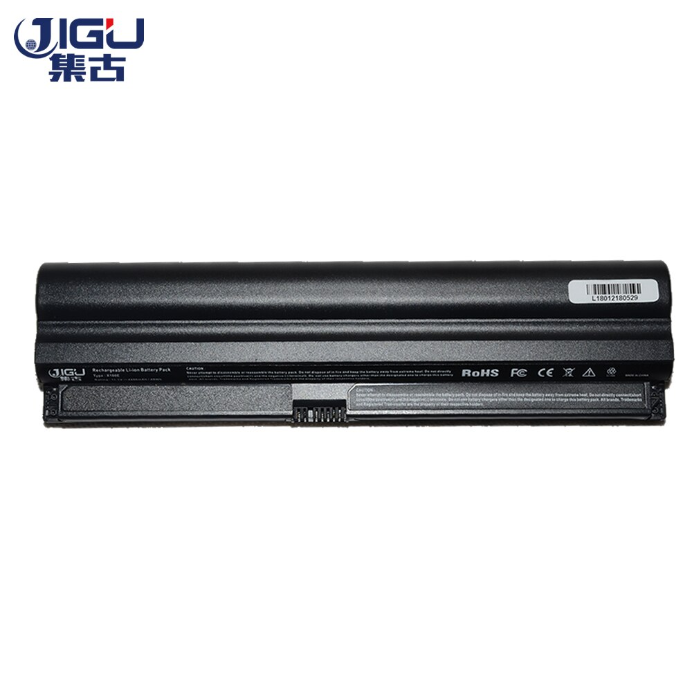 JIGU nowy 6 komórki akumulator do laptopa 0A36278 42T4889 42T4891 42T4893 42T4894 42T4895 dla Lenovo IdeaPad X100e 2876 X100e 3508 X100e