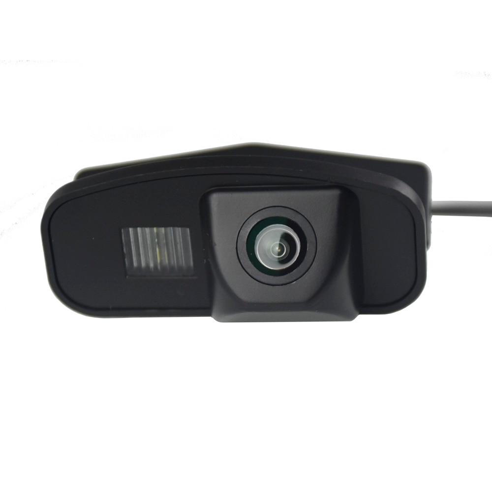 CCD vista trasera de marcha atrás de coche cámara de respaldo aparcamiento retrovisor para Honda CRV CR-V Odyssey Fit Jazz Elysion