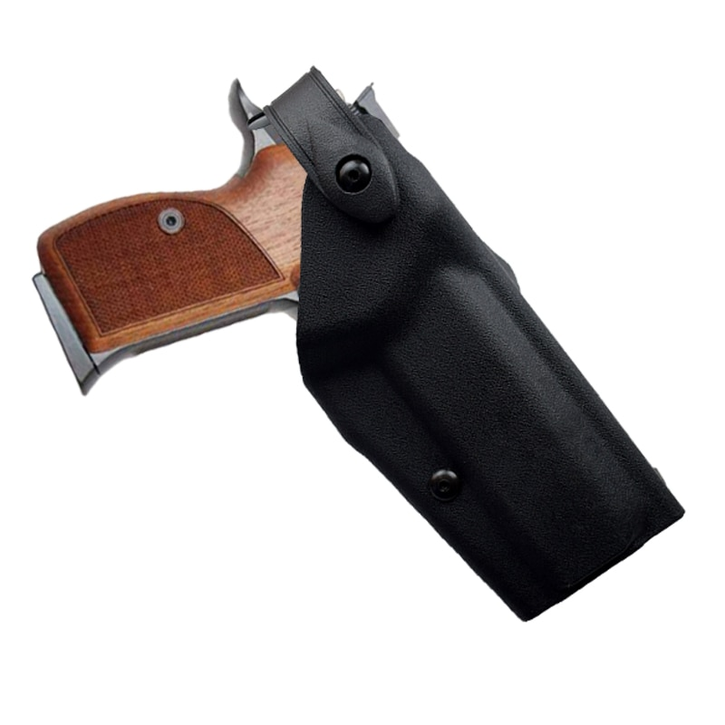 Pistola militar accesorios Colt 1911 pistolera pistola táctica pistolera mano derecha caza Airsoft deporte 1911 pistolera cinturón cintura
