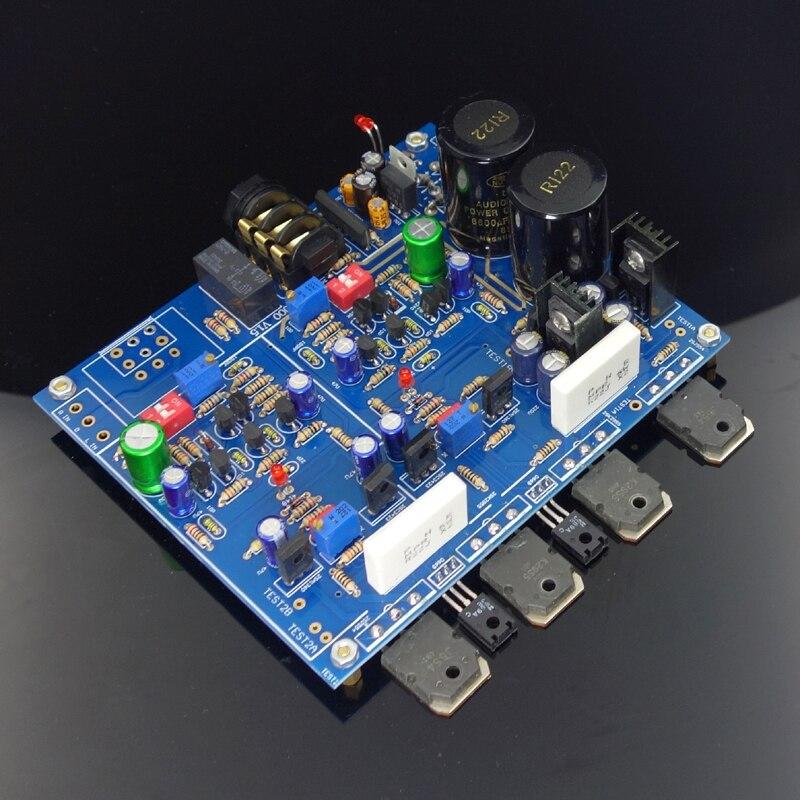 2019 (siehe HA5000) amp bord-FET EINE amp Verstärker bord DIY kits