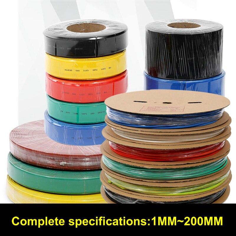 Câble de gaine thermorétractable   Jeu de 3.5MM 200 pièces de tubes thermorétractable, câble de film